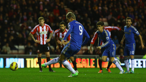 Torres tavaly duplázott Sunderlandben