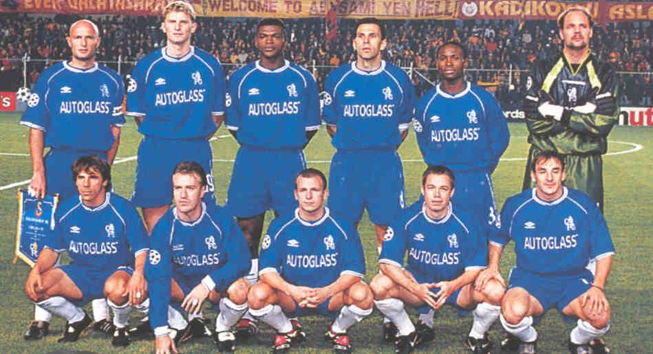 Legutóbb ezzel a kezdővel álltunk ki a Galatasaray otthonában a BL-ben