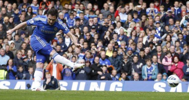 A 201. Lampard-gól