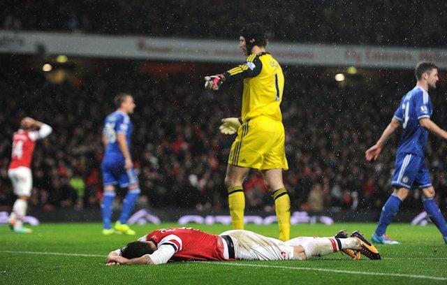 Az Arsenal ellen stabilan és magabiztosan védekeztünk