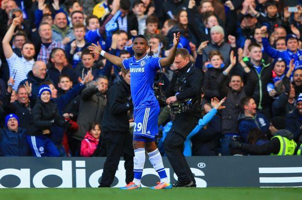 Eto'o kezdi meghódítani magának a Stamford Bridge-et