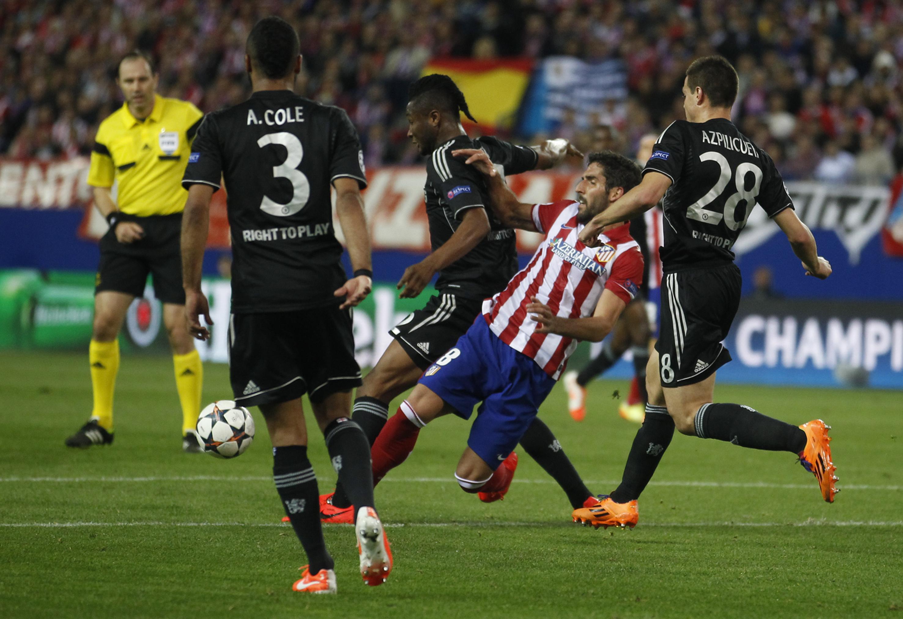 Madridban játékosaink alapvetően hátul szorgoskodtak