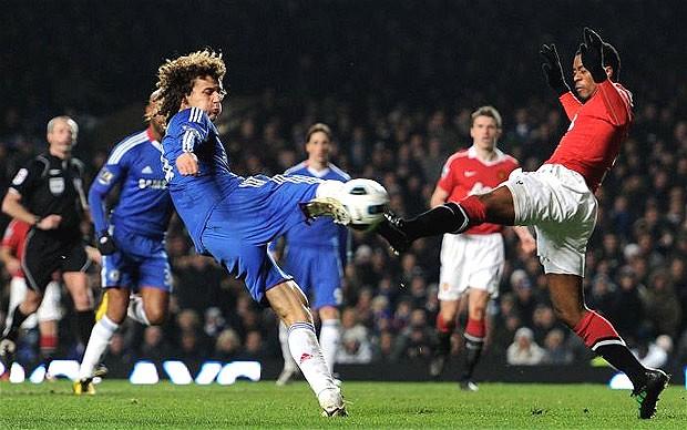 David Luiz egyik legemlékezetesebb mozdulata Kékben