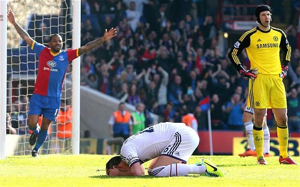 Legutóbb Terry góljával kaptunk ki