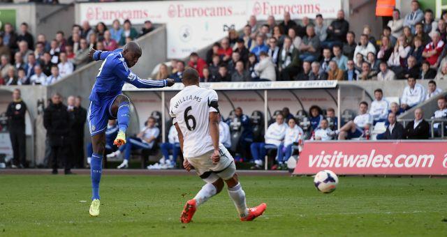 Tavaly Demba Ba góljával tört meg a jég