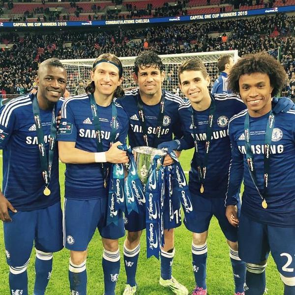 Többségük első trófeáját nyerte a csapattal