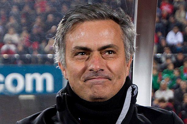 TOPIC Jose Mourinho