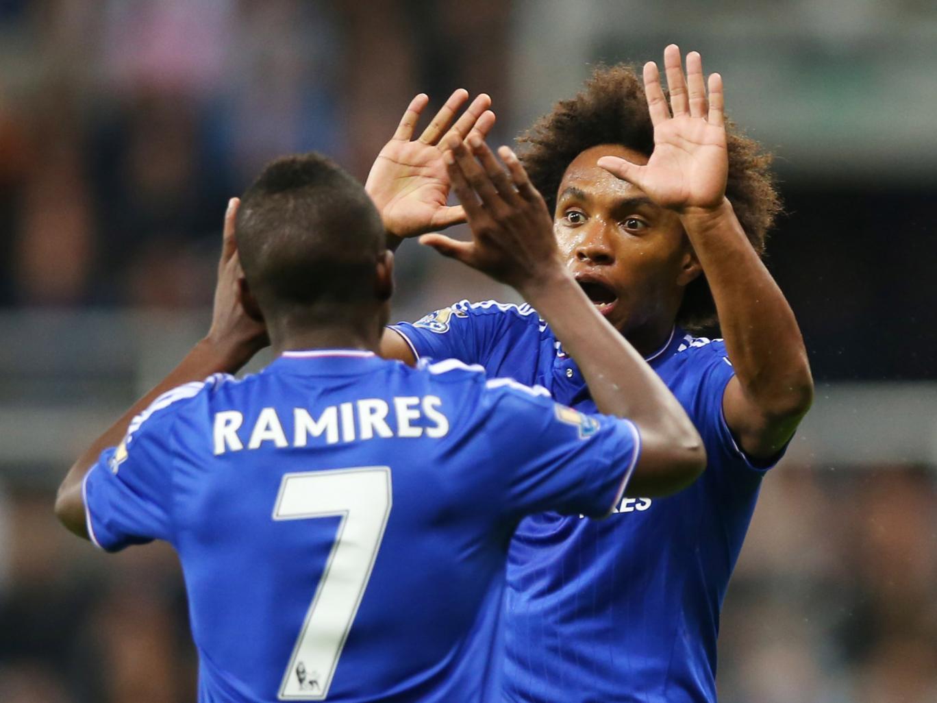 A nyerő cserék: Ramires és Willian