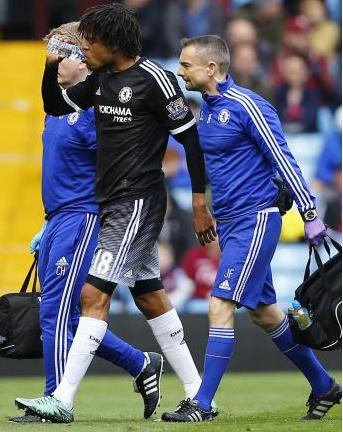 Jó eséllyel az utolsó lépések Chelsea mezben